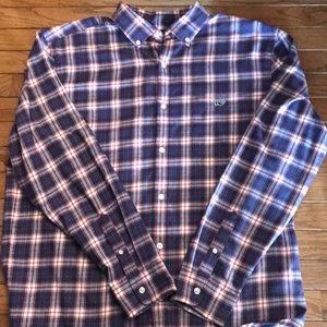 Vineyard Vines Men's Button Down Shirt, Size XL